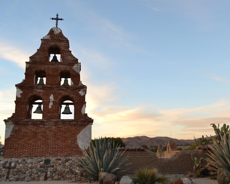 church bells in Northern California